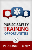 Public Safety Training Opportunities