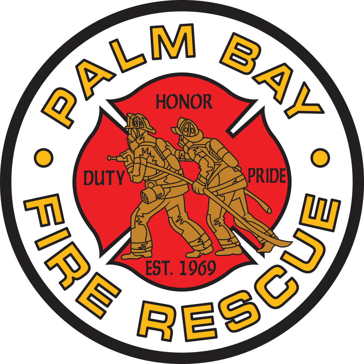 PB Fire-Rescue Logo
