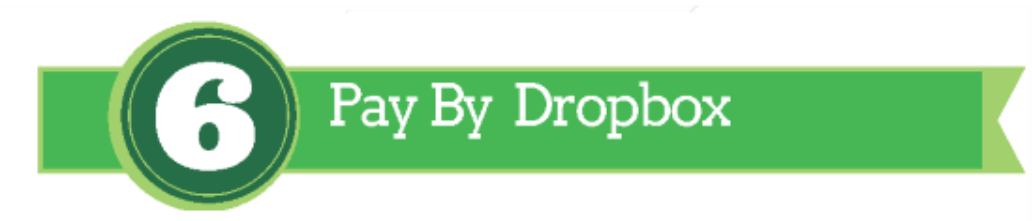 Pay by Dropbox