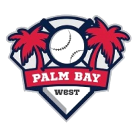 Palm Bay West Little League Logo