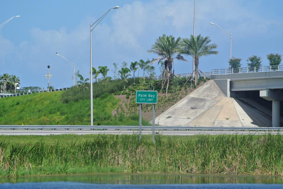I-95 at Palm Bay Road