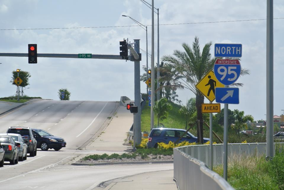 Palm Bay Road I-95 Overpass