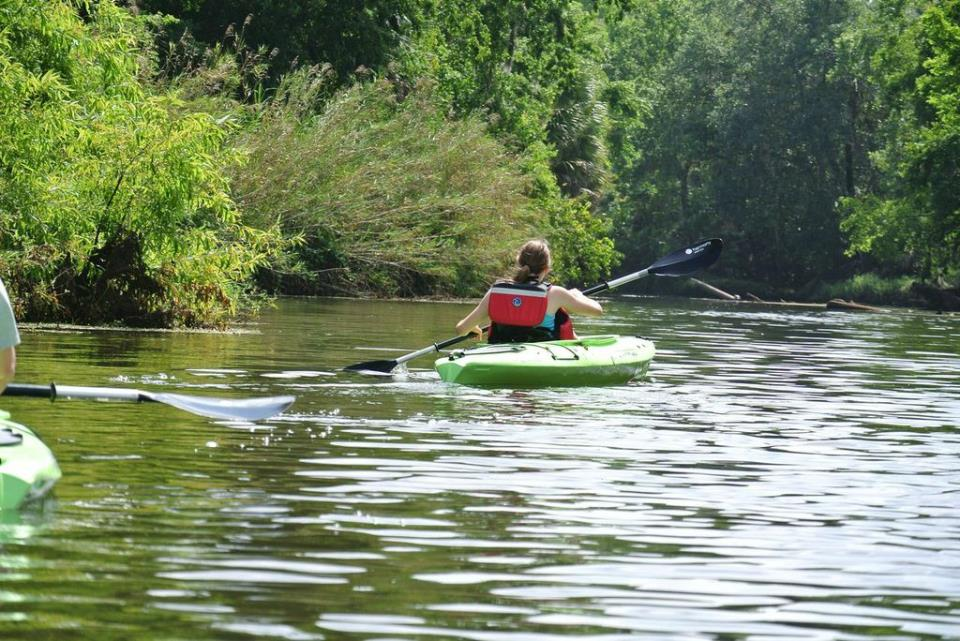 Turkey Creek Kayak