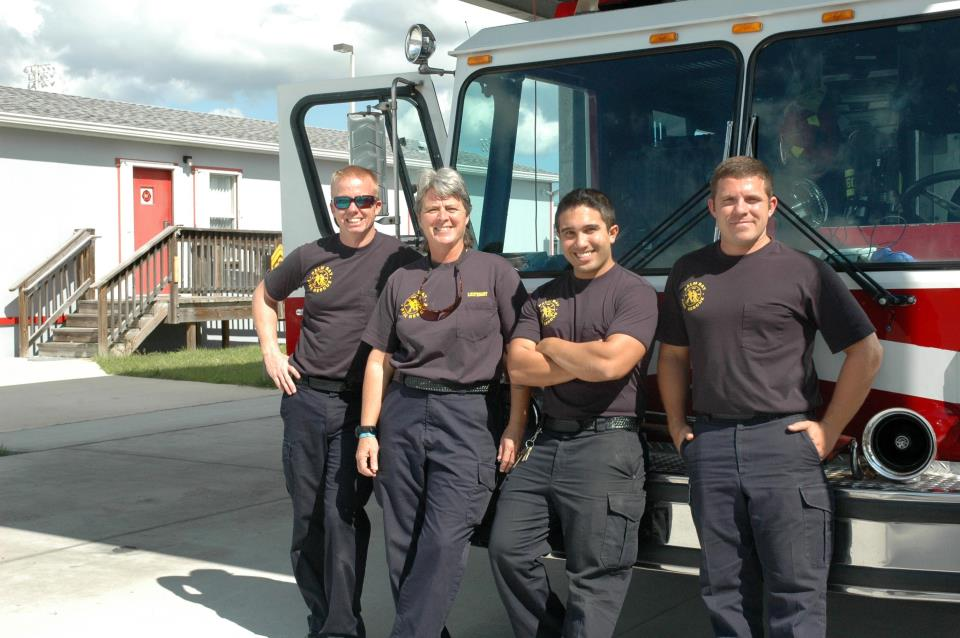 FirstFullShift at Station 6