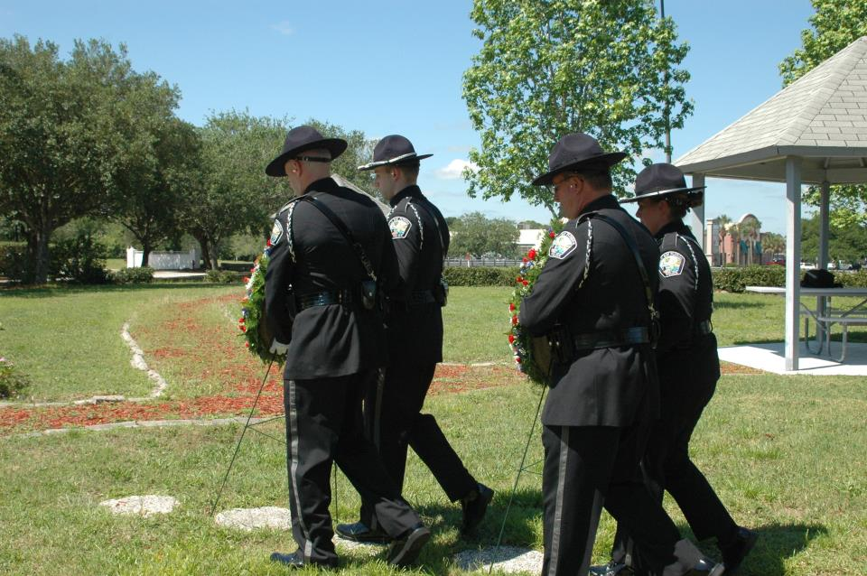 2014 Memorial for Fallen Palm Bay Officers
