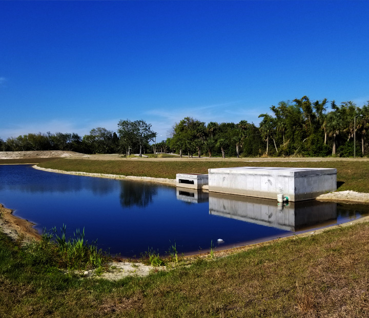 Stormwater Project in the Bayfront Redevelopment District