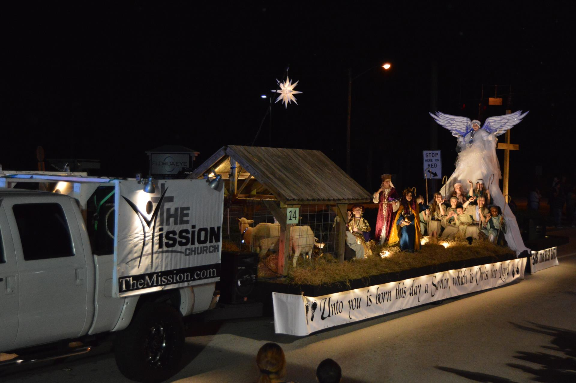Best Float - The Mission Church