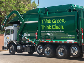 Waste Management - Thanksgiving Day Holiday Schedule