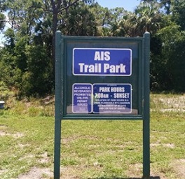 Vegetation Clearing Planned for Ais Trail Park