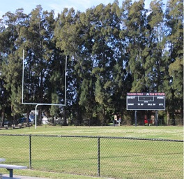 Tanner Football Field at Veterans Memorial Park Closed for Maintenance