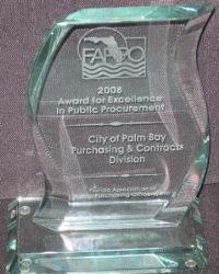 FAPPO Award 2008
